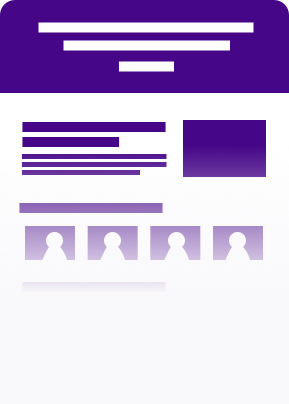 landing page 2 - Support